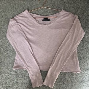 3/$20 Abercrombie and Fitch v neck longsleeve